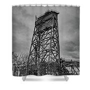 Bridge Tower 3390 Shower Curtain