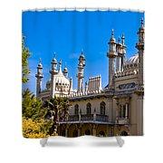 Brighton Royal Pavillion - England Shower Curtain