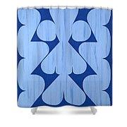 Brimley's Ghost Shower Curtain