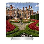 British Garden  Shower Curtain