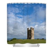 Broadway Tower Shower Curtain