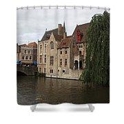 Brugge Shower Curtain