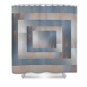 Brushed 20 Shower Curtain