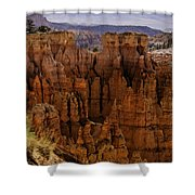 Bryce Canyon 01 Shower Curtain