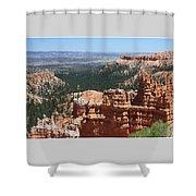 Bryce Canyon 5192 Shower Curtain