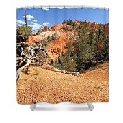 Bryce Canyon Canyon Shower Curtain