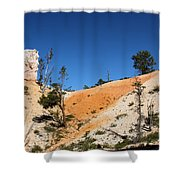 Bryce Canyon Character Shower Curtain