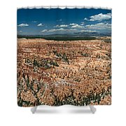 Bryce Canyon Panaramic Shower Curtain