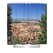 Bryce Canyon Panoramic Shower Curtain
