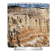 Bryce Canyon Vista Shower Curtain
