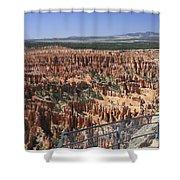 Bryce Point 5451 Shower Curtain