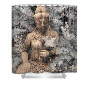 Buddha Nature Shower Curtain