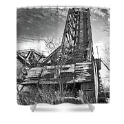 Buffalo Bridges 10624b Shower Curtain