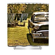 Buick For Sale Shower Curtain