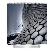 Bullring - Selfridges Shower Curtain