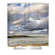 Bulungula South Africa Shower Curtain