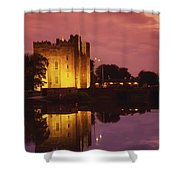 Bunratty, County Clare, Ireland Shower Curtain