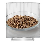 Burdock Root As A Herbal Remedy Shower Curtain