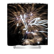 Bursting In Air Two Shower Curtain