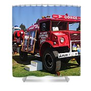 Bushfire Brigade Shower Curtain
