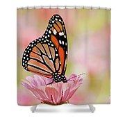 Butterfly Garden IIi Shower Curtain