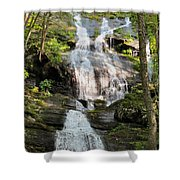 Buttermilk Falls Nj Shower Curtain