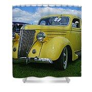 Ca9696-12 Shower Curtain