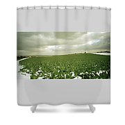 Kent In England Shower Curtain