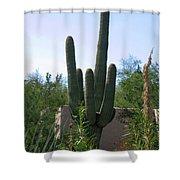 Cactus Shower Curtain