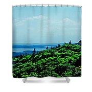 Cadillac Mt Mt Desert Island Me Shower Curtain