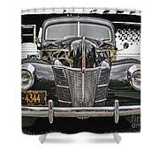 Cado1019-12 Shower Curtain