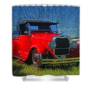 Cadp0650-12 Hdr Shower Curtain