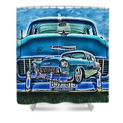 Cadp0738a-12 Shower Curtain