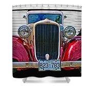 Cadp1055-12 Shower Curtain