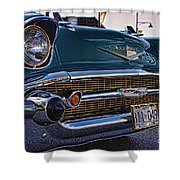 Cadp6425-11 Shower Curtain