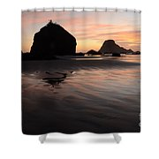 California Coast 2 Shower Curtain
