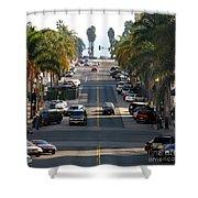 California Street Shower Curtain