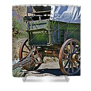 Call Road Service Shower Curtain