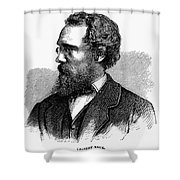 Calvert Vaux (1824-1895) Shower Curtain