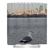 Camden Bird Shower Curtain