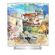 Campo Maior In Portugal 03 Shower Curtain