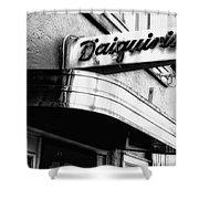 Can You Spell Daiquiris?  Shower Curtain