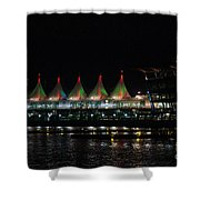 Canada Place Convention Center Shower Curtain