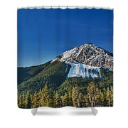 Canadian Rockies 12740 Shower Curtain