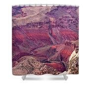 Canyon Colors 2 Shower Curtain
