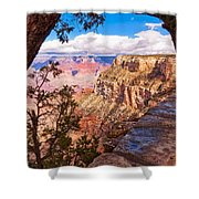 Canyon View IIi Shower Curtain