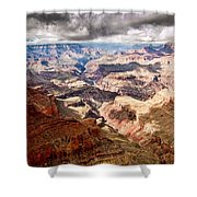 Canyon View Vii Shower Curtain