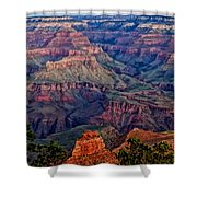 Canyon View X1 Shower Curtain