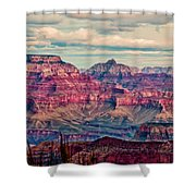 Canyon View Xii Shower Curtain