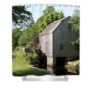 Cape Cod Water Mill Shower Curtain